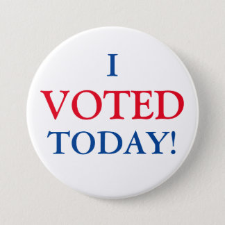 Image result for i voted badge