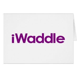 I Waddle Cards