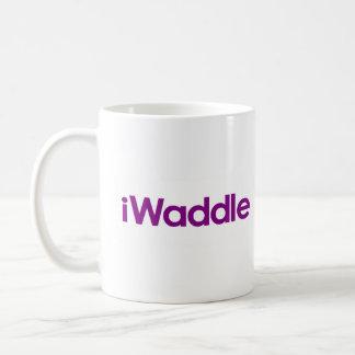 I Waddle Coffee Mug