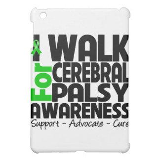 I Walk For Cerebral Palsy Awareness iPad Mini Covers