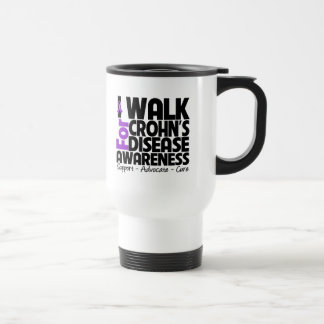 I Walk For Crohn's Disease Awareness Mug