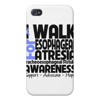 I Walk For Esophageal Atresia Awareness iPhone 4/4S Covers