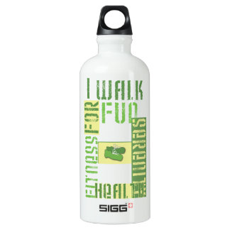 I Walk for Fun... Water Bottle