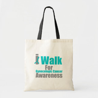 I Walk For Gynecologic Cancer Awareness Bag