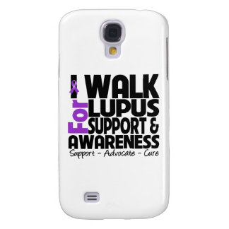 I Walk For Lupus Awareness Galaxy S4 Cover