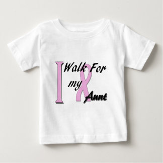 I walk for my aunt shirt