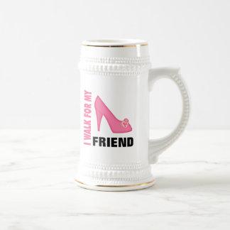 I Walk for My Friend Mug