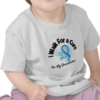I Walk For My Grandfather - Prostate Cancer Tees