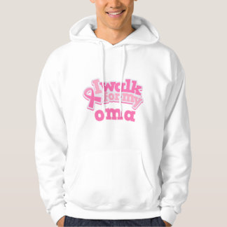 I Walk For My Oma Hoodie