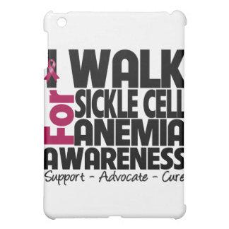 I Walk For Sickle Anemia Awareness iPad Mini Case