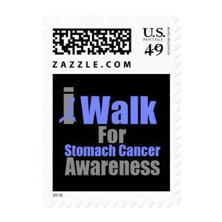 I Walk For Stomach Cancer Awareness Postage