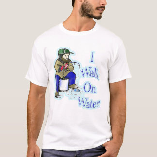 I walk on water T-Shirt