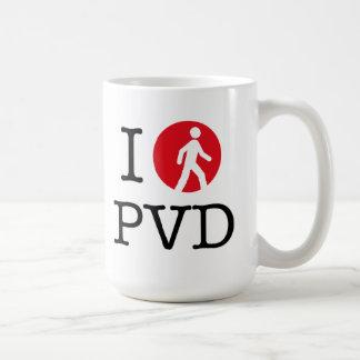 """I Walk Providence"" Mug"