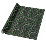 I Walk the Path... Triskel Gift Wrapping Paper