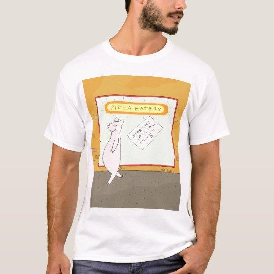 I Walked Past My Favorite Pizzeria T-Shirt
