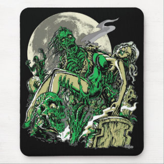 I Walked with a Zombie Mouse Pads