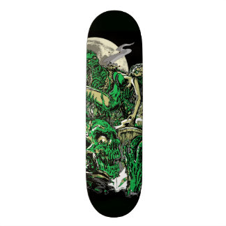 I Walked with a Zombie Skate Board Deck
