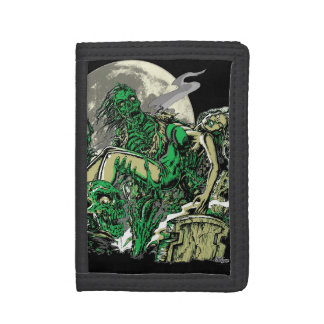 I Walked with a Zombie Tri-fold Wallet