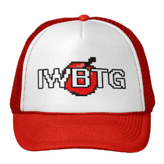 I Wanna be the Guy - Apple on your head! Trucker Hat