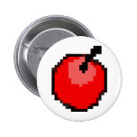 I Wanna Be the Guy - Delicious Fruit Sticker Pin