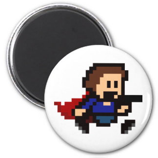 I Wanna Be the Guy - Kid Magnet! 2 Inch Round Magnet
