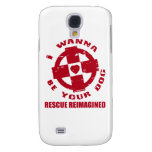 I WANNA BE YOUR DOG GALAXY S4 COVERS