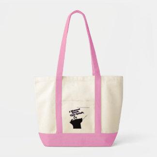 I Wanna Rock the Hawk Impulse Tote Bag