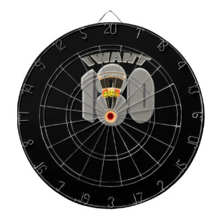 i want 3 in a bed ( 180 ) dart board