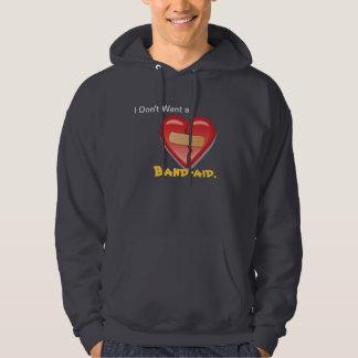 i want a cure hoodie