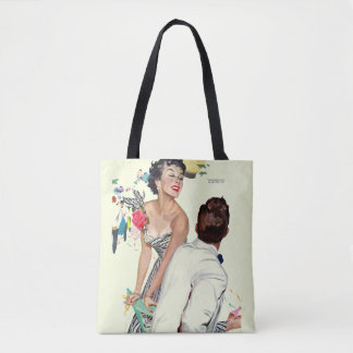I Want a Man 2 Tote Bag