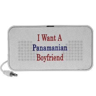 I Want A Panamanian Boyfriend Mini Speaker