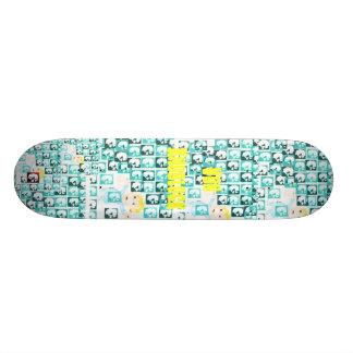 I want! by Von Knoblock... Skateboard Deck