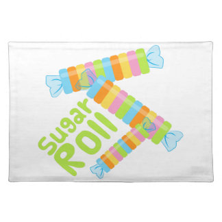 I Want Candy Placemat