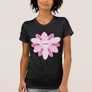 I want crazy, Pink Daisy Tee Shirt