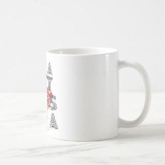 I want love coffee mug