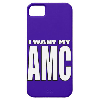 I Want My AMC Iphone Case iPhone 5 Cover