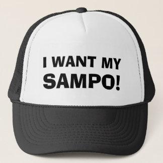 I WANT MY SAMPO! TRUCKER HAT