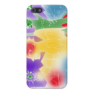 I Want My Spirit Back by Gregory Gallo Cases For iPhone 5