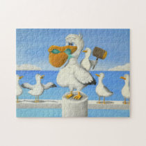 I want That Fish! Jigsaw Puzzle
