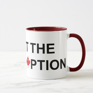 I Want the Public Option Mug