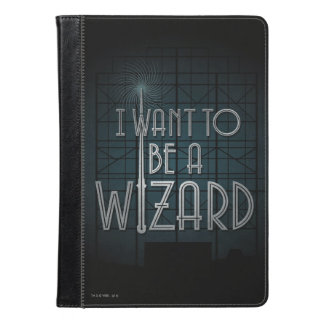 I Want To Be A Wizard iPad Air Case
