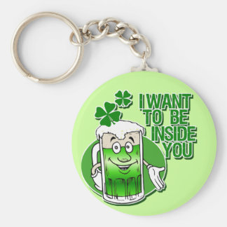 I Want To Be Inside You Keychain