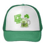 I Want To Be Inside You on St Pattys Day Hat