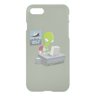 I Want To Believe iPhone 7 Case