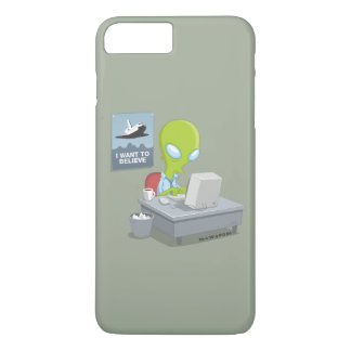 I Want To Believe iPhone 7 Plus Case