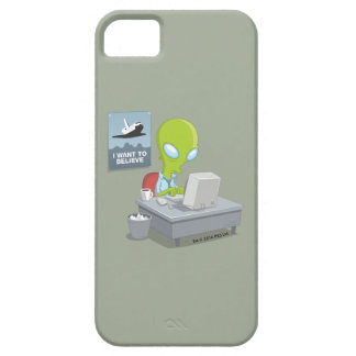 I Want To Believe iPhone SE/5/5s Case
