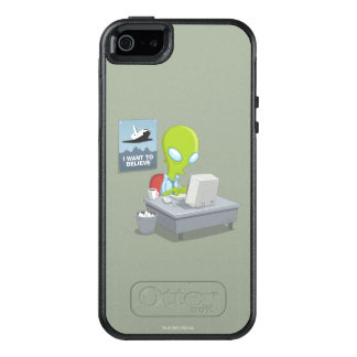 I Want To Believe OtterBox iPhone 5/5s/SE Case