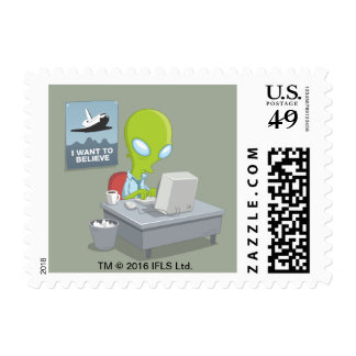 I Want To Believe Postage
