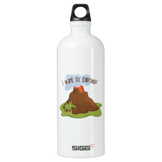 I Want To Explode SIGG Traveler 1.0L Water Bottle