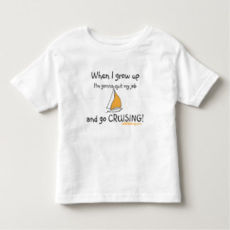 I Want to Go Cruising T-Shirt
